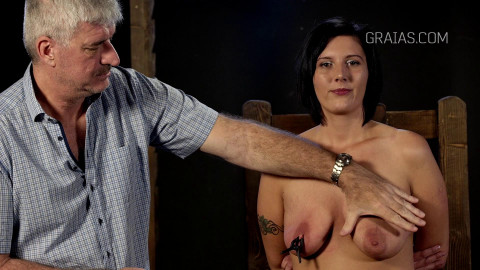 Hardcore DOMINANCE AND SUBMISSION Casting - Roxy