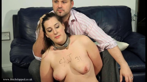 Bondage, spanking, castigation and torment for in natures garb slut part2 HD 1080p
