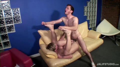 Jack London and Jared Scott