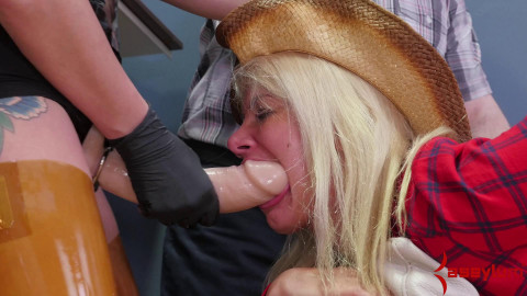 Layla Price and Nurse Holl - Anal Rodeo - Only Pain HD