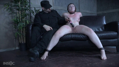 Hard torture for fat slut