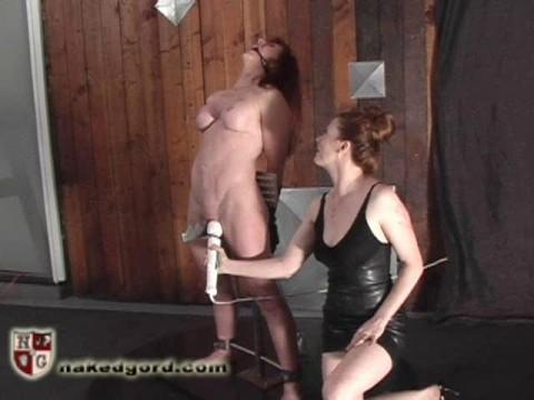 NakedGord-Catherine de Sade Bound Orgasms Part 3( 2010)