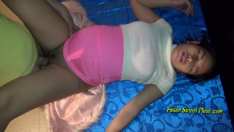 AsianStreetMeat - Satick Pregnant Anal