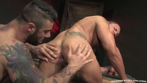 Throb, scene 01: Alex Marte, Angelo Marconi