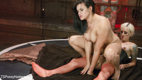 Penny Barber Summons Baphomet to seek revenge on woman Superior