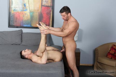 Guy Jones and Logan Scott