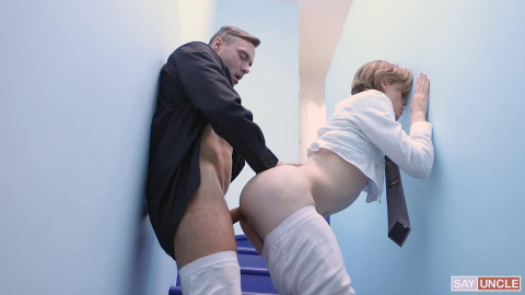 Adrian: On the Rectory Stairs 1080p