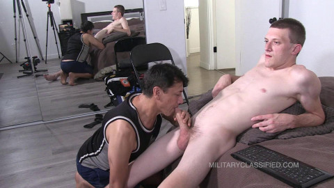 MilitaryClassified Dominic2 anal-rim-feet