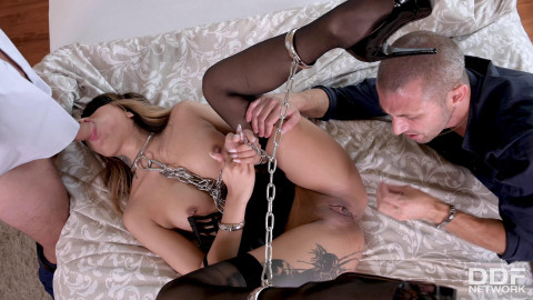 Invitation to DOUBLE PENETRATION Submission
