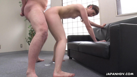 Maiko Sargimi - Sucks and bonks an upset client this day in the office (2021)
