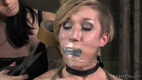 HT - Bound and Beaten - Maia Davis, Elise Graves - Dec 11, 2013 - HD