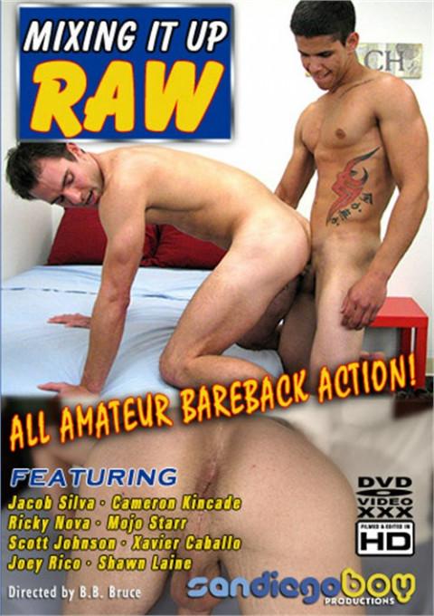 San Diego Guys - Mixing It Up Raw 720p