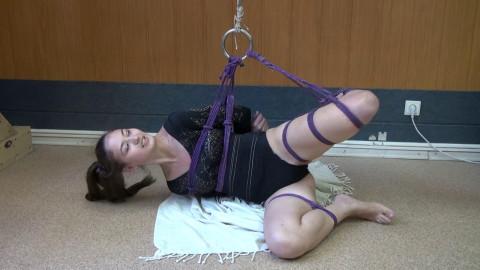Angela japanese rope bondage