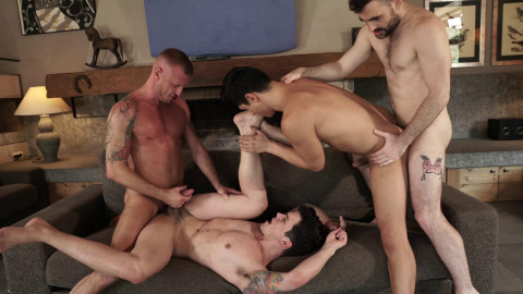 Daddies & Bros Raw part 4 FHD