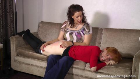 MommaSpanking - melodys serious torture