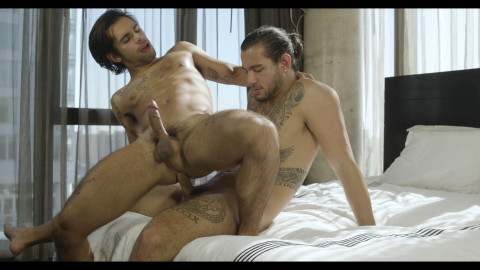 NakedSword - Ricky Roman and Ty Mitchell - I Love New York (sc. 1)