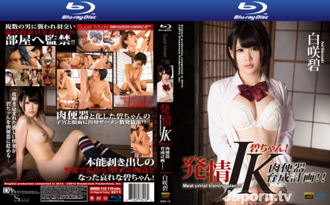 SuperMM - Meat Urinal Training Plan!! : Aoi Shirosaki [SMBD-116]