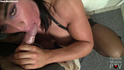 Bella Monet - Cum On Her Face Gets Her So Hot, She Has To Squirt