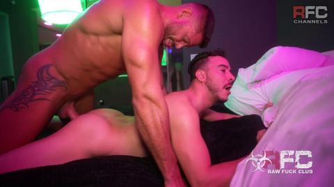 RawFuckClub - Christmas In Miami [R4A1] (Alessio Vega, Tyler Roberts)