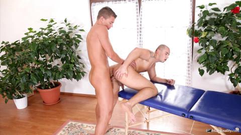 Gay Massage - Scene #03 (Aslan Brutti, Martin Love)