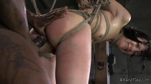 HT - Elise Graves and Jack Hammer - Bondage Therapy, Part Two