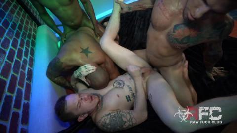 Raw Fuck Club - Super Hot Ass Foursome