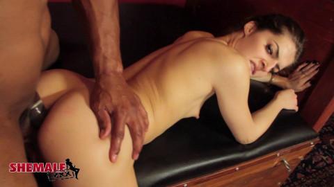 Vixxen Goddess & Robert Axel hot fuck