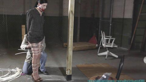 Employee Discipline - Nyxon string Alternative - Scene 1 - HD 720p