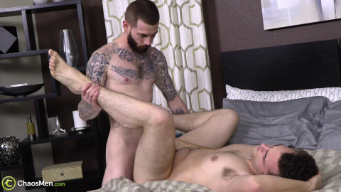 James Dawn and Roman Laurent RAW