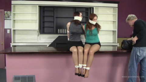 Shauna & Serene - Bar Bamboozle