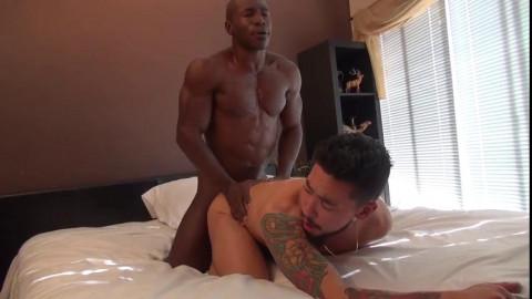 Troy Moreno bonks Cory Koons rectal hole 480p