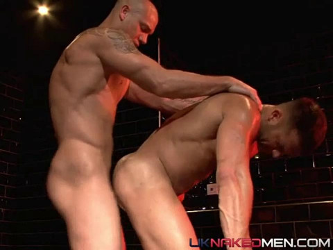 UK Naked Men - Sweatbox: Kurt Rogers & Jed Wilcox