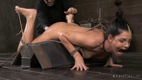 Milf India Summer Gets A Lesson In Bondage And Discipline