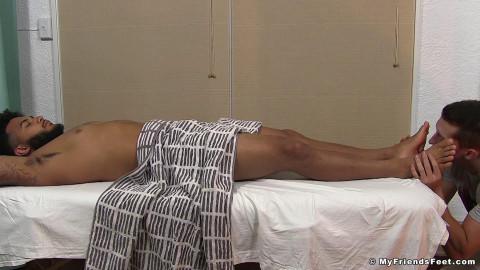 Pablos Climactic Foot Massage