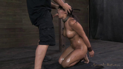 HD Bdsm Sex Videos Bratty large breasted Penny Barber taken down a peg