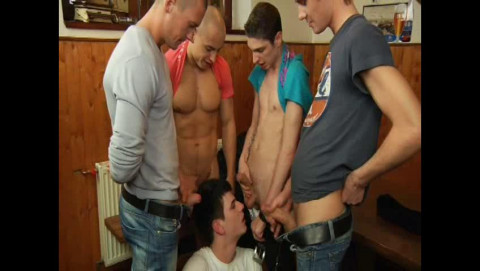 Young Twinks Pissed & Banged Hard