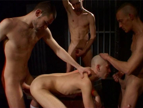 Rough Piss Orgies With Many Freaks