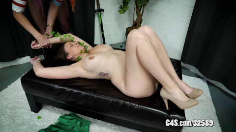 Clips4sale - Melanie Hicks - Poison Ivy Seduction. Domination and Double Cross