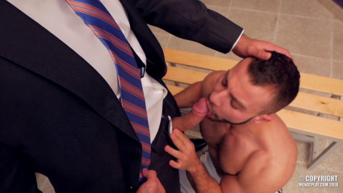 Men At Play - Take a Shot - Teddy Torres and Diego Reyes