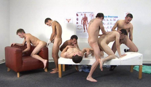 Raw Gangbang Therapy  ( East Time Production )