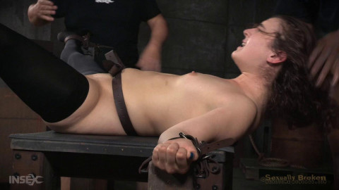 Bound Into The Splits LiveShow # 3 (2 Nov 2015) Real Time Bondage