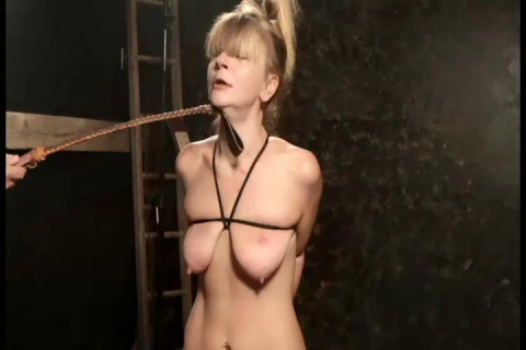 Katslut Punished Titties