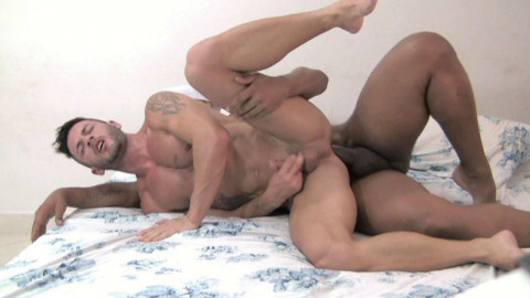 Ruff-Rider With Huge Cock