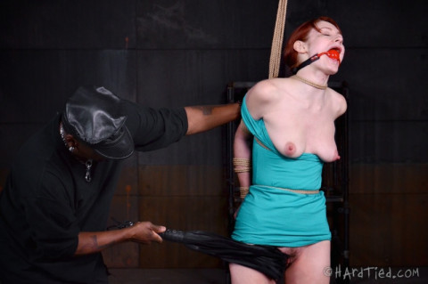 HT - Violet Monroe, Jack Hammer - Deep Throat - HD