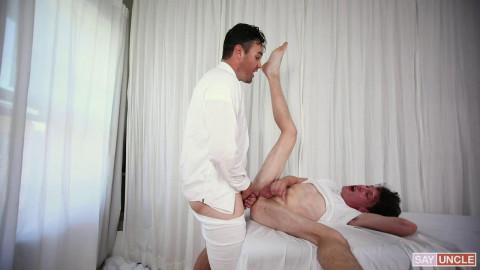 Rewarding Massage: Beau Reed, Edward Terrant Bareback