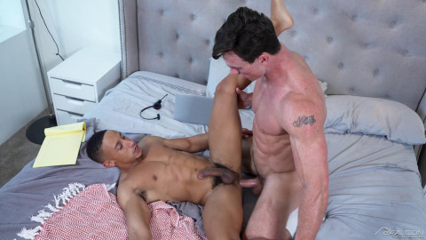 Cade Maddox and Jimmy West