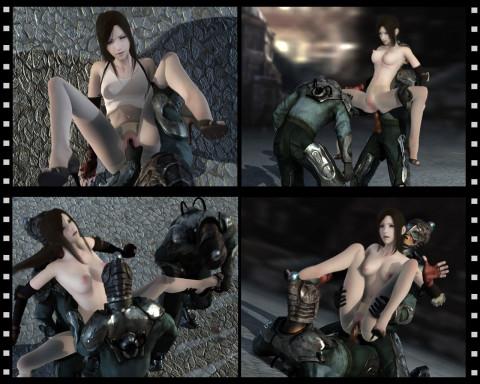 Fluid Fantasy - Captured Slave (2011)