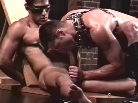 Zeus Studios - Muscle Bondage Body Worship 1996