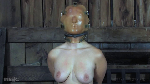 Tight bondage, torture and domination for horny brunette part2 HD 1080