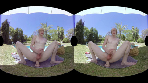 Virtual Real Gay - Johannes Lars - Lazy Afternoon